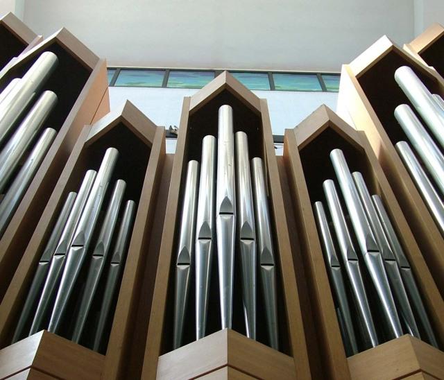 Organo Mascioni della chiesa di Santa Maria della Rotonda - Napoli