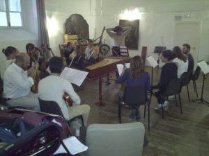 Prova d'insieme Ensemble Giovanile
