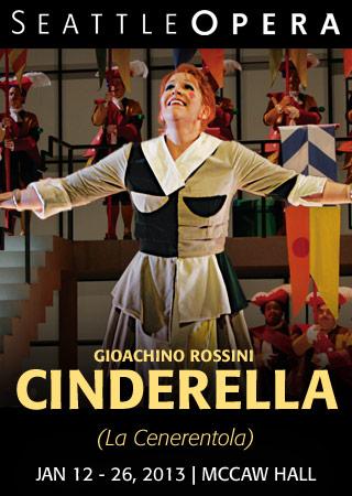 Seattle Opera - Cinderella