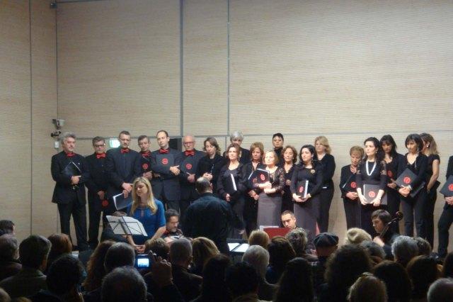 Ensemble Vocale e Strumentale Axia - Concerti in Villa Floridiana 6 gennaio