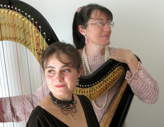 Ethel Onnis e Rosanna Bagnis