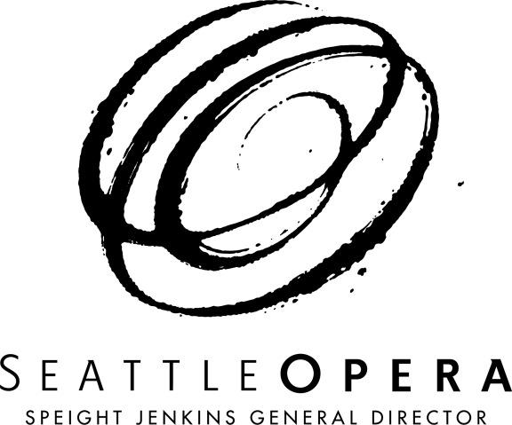 Logo Seattle Opera
