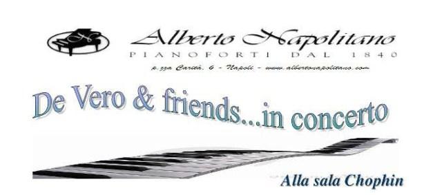Locandina De Vero & friends