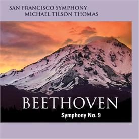Copertina cd SFS Beethoven 9