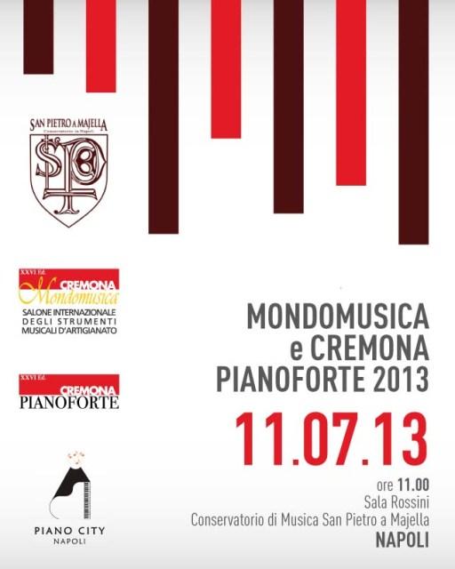 Piano City 11 LUGLIO 2013
