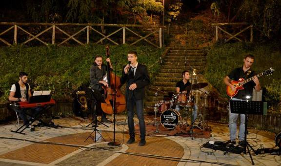 Allievi jazz del Conservatorio di Avellino