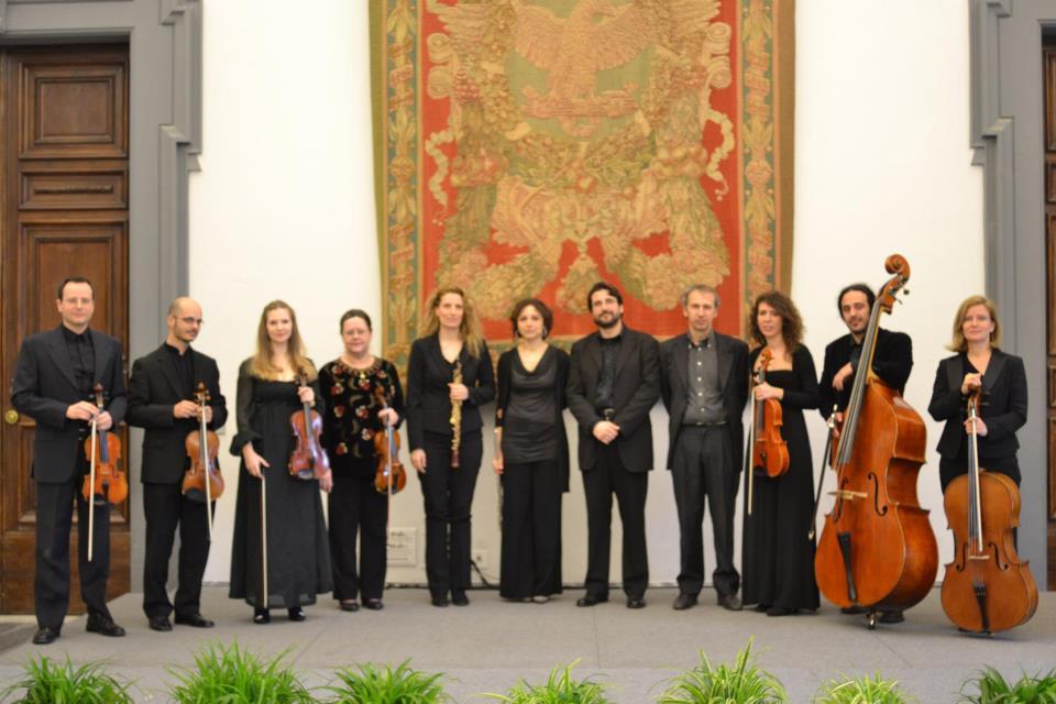 Sabato 21 settembre l orchestra da camera di roma gli for Camera roma