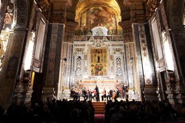 Nuova Scarlatti al diocesano