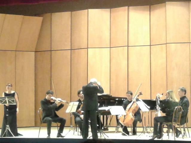Alda Caiello e l'Ensemble InCanto