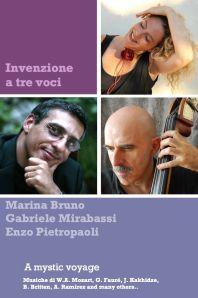 Marina Bruno trio