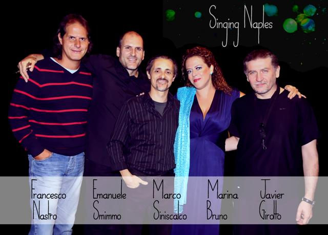 Singing Naples