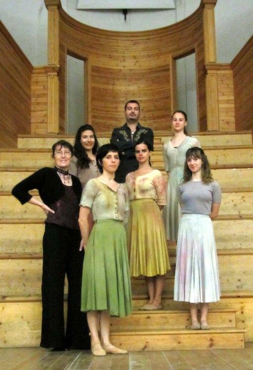 The Sylphes music ensemble