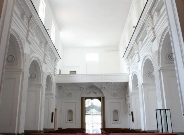 Centro Domus Ars - chiesa di S. Francesco delle Monache