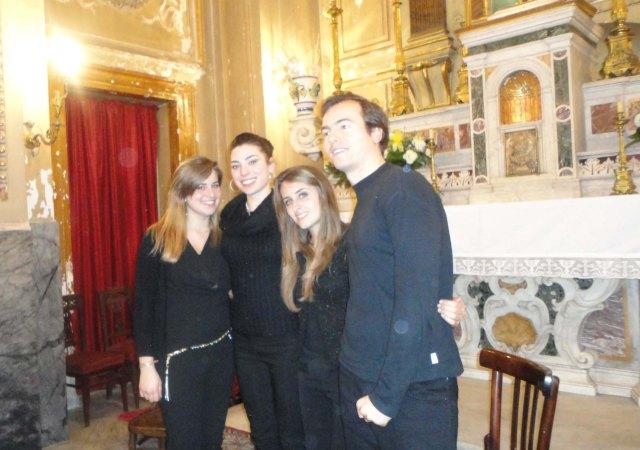 Concerti a Chiaia 18 gennaio