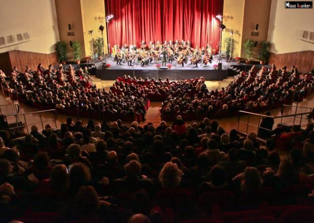 Concerto Capodanno 2014 Nuova Orchestra Scarlatti