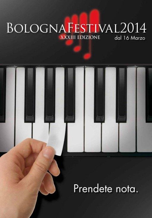 Manifesto Bologna Festival 2014