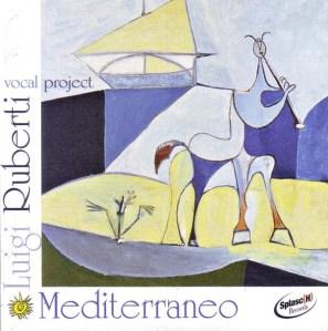 Copertina cd  Mediterraneo