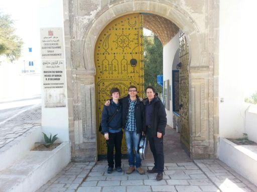 Duo Ausonia e Pierfrancesco Borrelli a Tunisi
