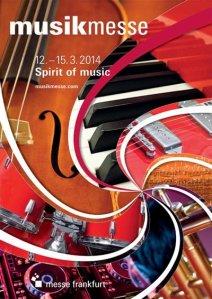 Locandina Musikmesse 2014