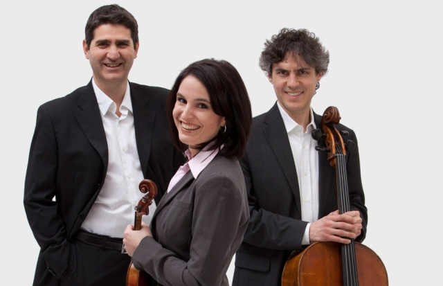 Trio des Alpes 1
