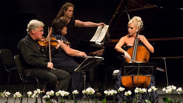 Trio Zukerman-Forsyth-Cheng