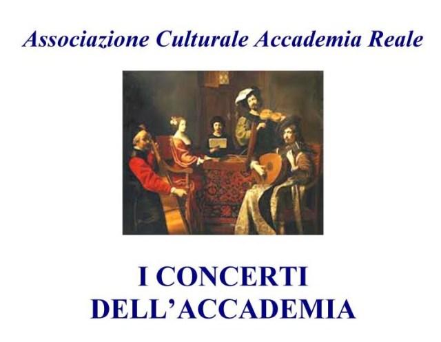 Locandina - I Concerti dell'Accademia