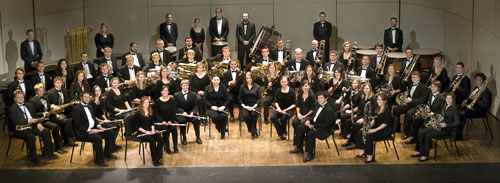Missouri University Wind Ensemble