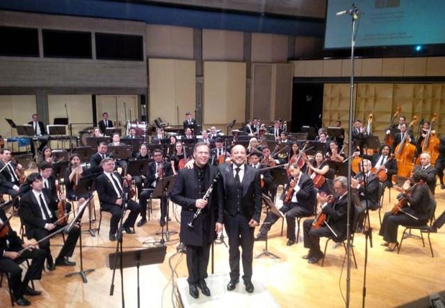 Orchestra Sinfonica del Venezuela con Antonio Tinelli (solista), Angelo Inglese (direttore)