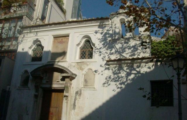 Chiesa di Sant'Apollonia - Salerno