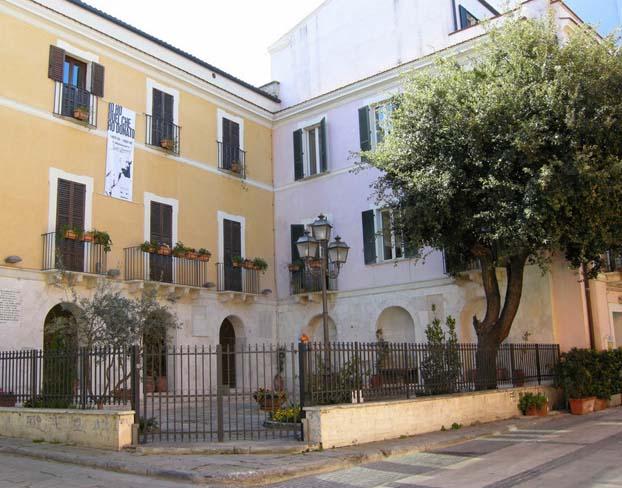 Casa natale di Gabriele d'Annunzio - Pescara