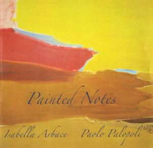 Copertina cd Painted Notes