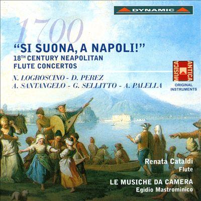 Copertina cd Si Suona a Napoli