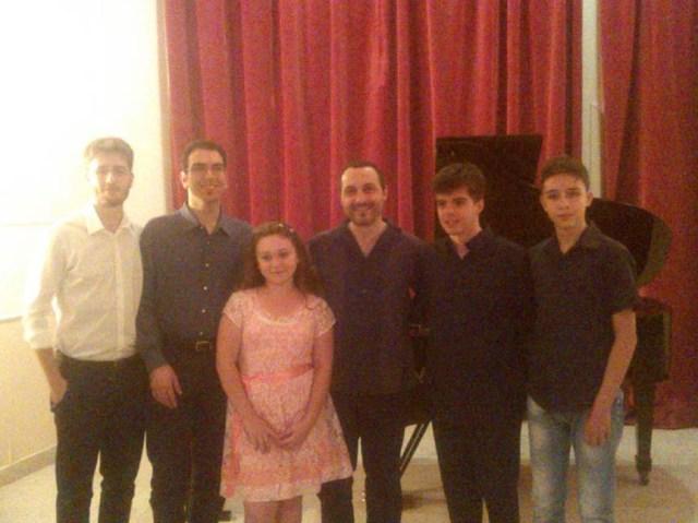 Master pianistico luglio Napolinova
