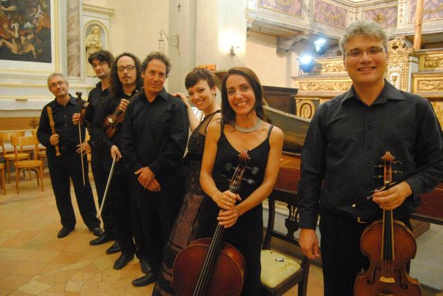 Ensemble Barocco della Nuova Orchestra Scarlatti