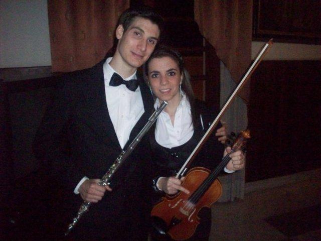 SIimone Mingo e  Sara Rispoli