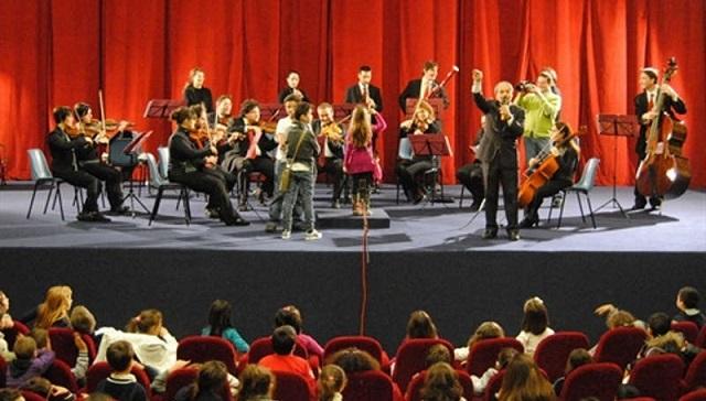 Concerti per le scuole - Nuova orchestra Scarlatti