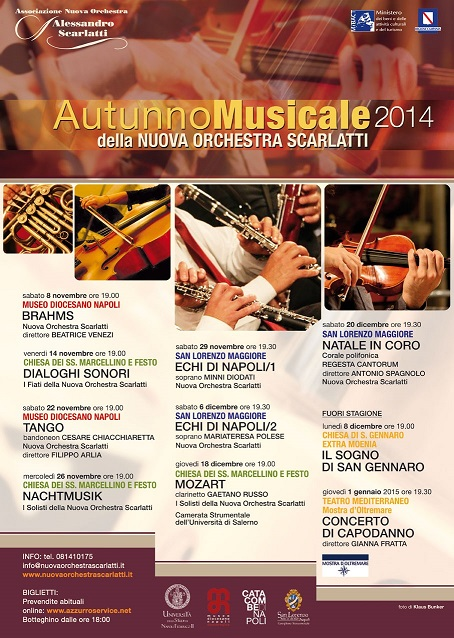 Locandina Autunno Musicale 2014