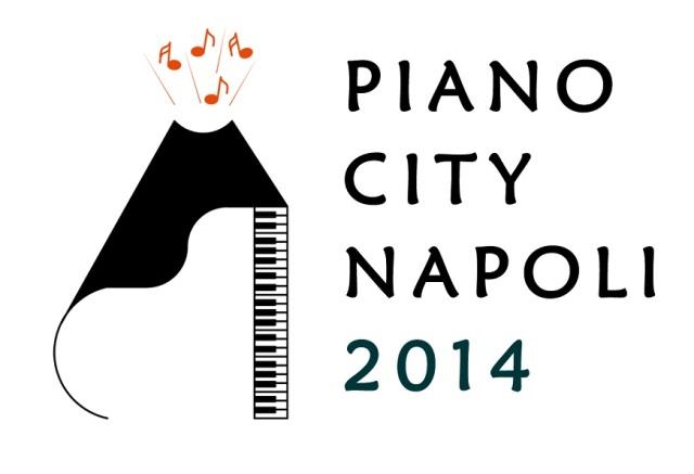 Logo Piano City Napoli 2014
