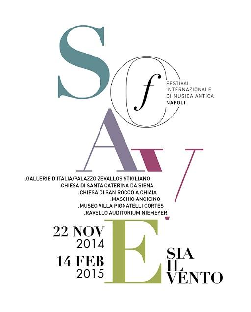 Manifesto Festival Musica Antica