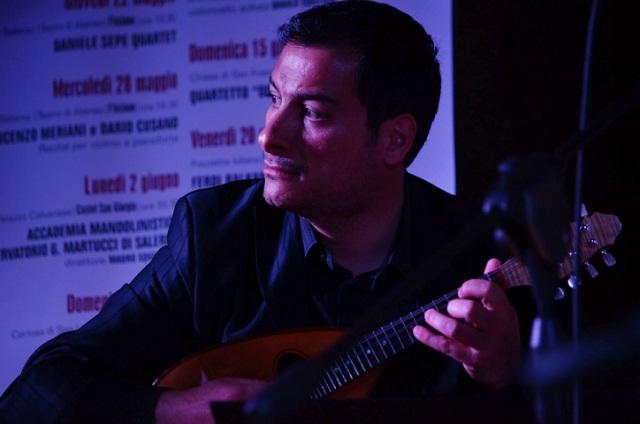 Tommaso Immediata - mandolino