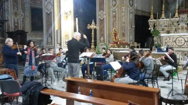 Orchestra Giovanile Napolinova - concerto 24 gennaio