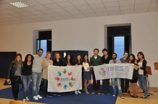 Allievi Erasmus a Salerno