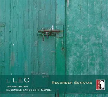 Copertina cd concerti di Leo