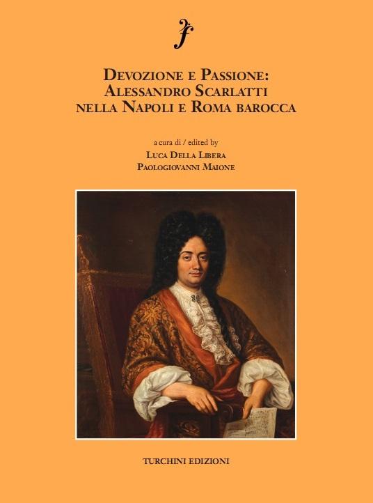 Copertina Libro Devozione e Passione