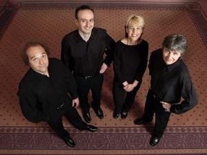 Takacs Quartet Publicity Photo