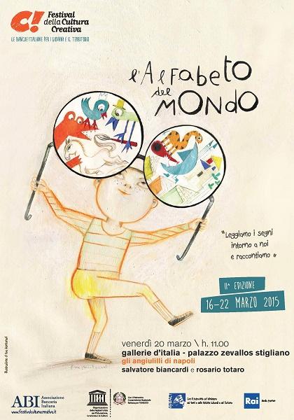 Locandina 20 marzo - Festival Cultura Creativa