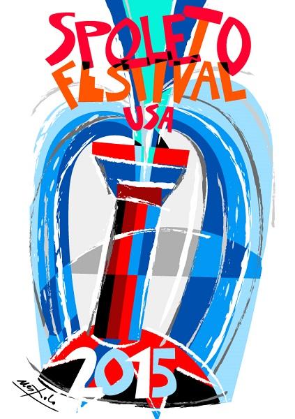 Logo Spoleto Festival