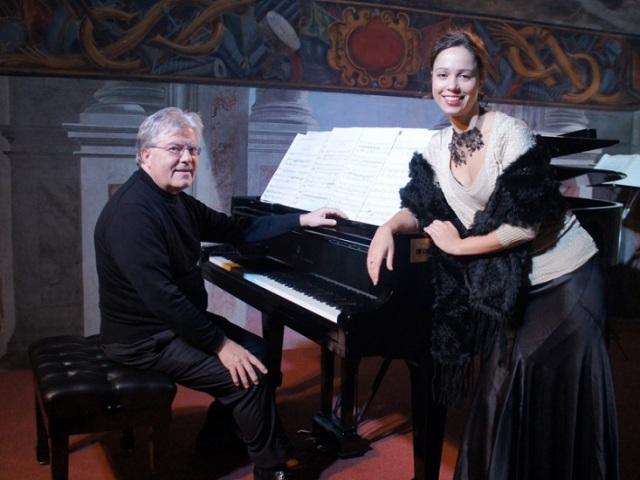 Duo Ljuba e Attilio Bergamelli