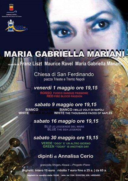 Locandina Mariani Maggio Monumenti