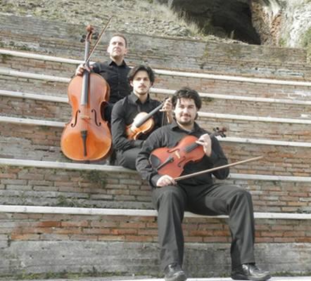 Trio d'archi Max Reger